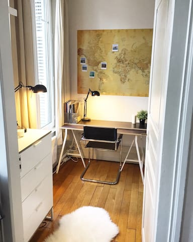 Élégante chambre centre-ville - Strasbourg - Appartement