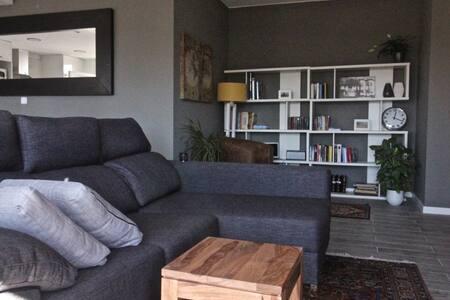modern apartment in Diagonal Mar 15 mins to center - Barcelona - Apartment