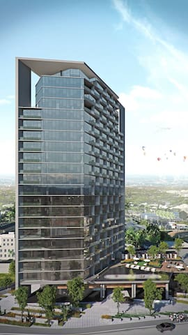 Beautiful and luxury condo ADAMANT TIJUANA floor18