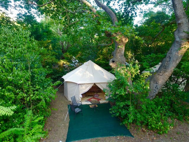 Luxury Bell Bungalows 2