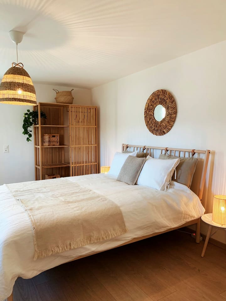 Hygge Bohemian B&B - Double room