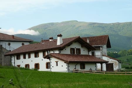 Apainduri - Casa Rural en pleno Pirineo - Navarra