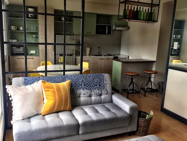Cozy 1 Bedroom in South Metro Manila
