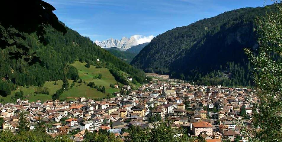 minisuite in the heart of Dolomites - Predazzo - Bed & Breakfast