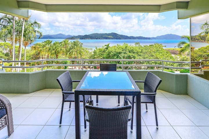 Beach Front - Two Bedroom + Buggy - Whitsundays - Apartment