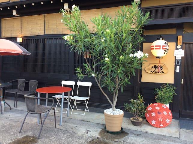 石楠花の花 ( Shakunage no Hana )Japanese style 鳳凰