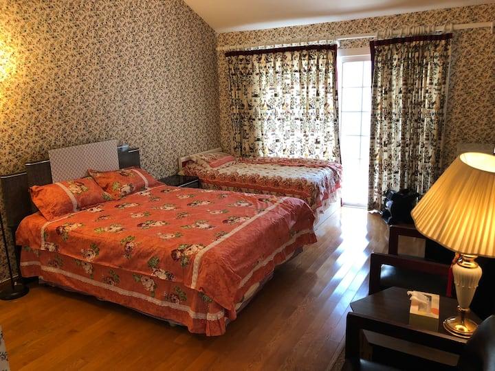 Grace's guestroom