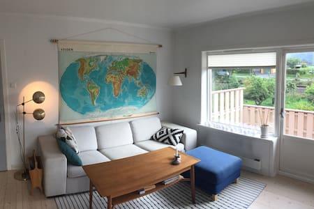 Cozy apartment in Åndalsnes - Apartment