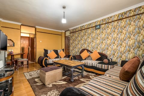 Elegant Place with a perfect view of Lake Nakuru