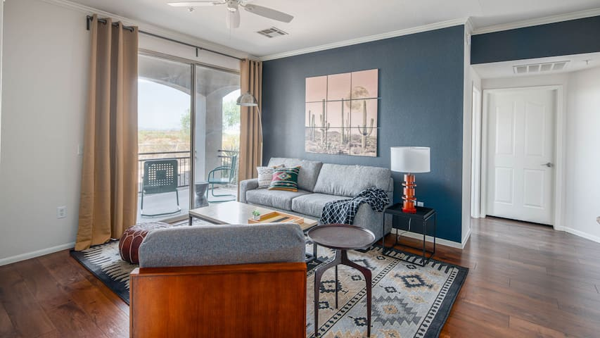Modern 1BR | North Scottsdale #1036 by WanderJaunt