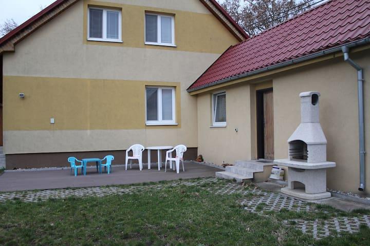 House near to Bratislava & Vienna - Veľká Paka - House
