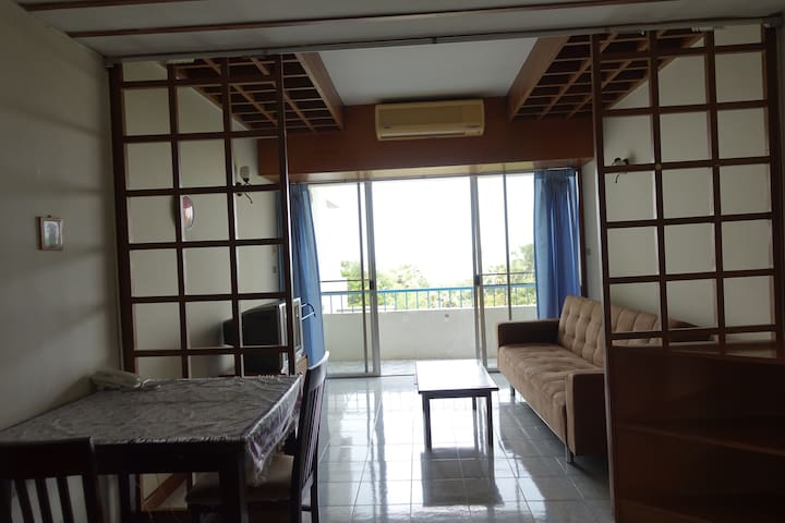 Seaside Apartment in North Pattaya - Muang Pattaya - Apartamento