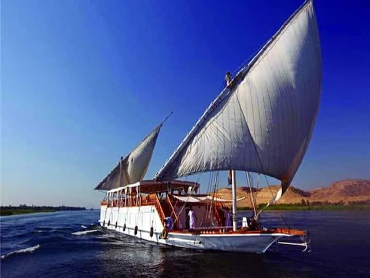 Felucca Nile Adventure 3 Nights Aswan/Kom ombo