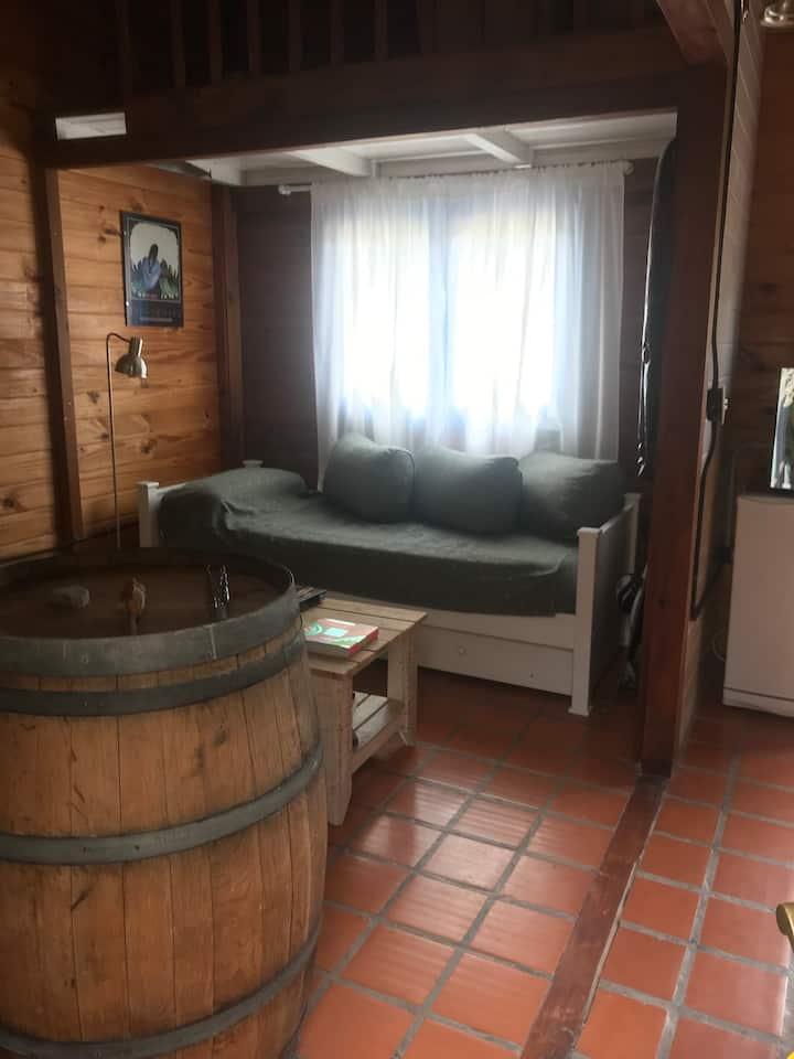 Cabaña de Malvina