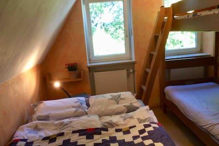 helles Apartment in der Natur nahe Ingolstadt