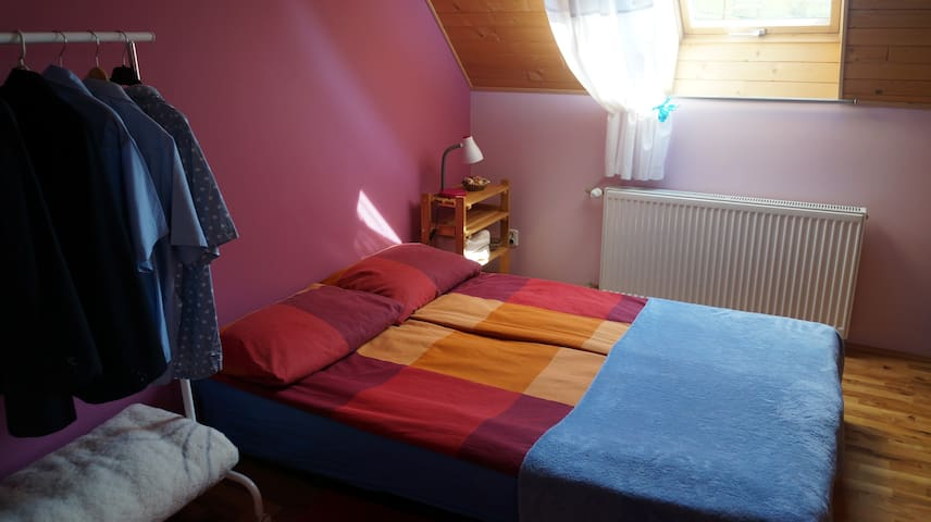 Double room in the suburbs of Cracow - Michałowice - Huis
