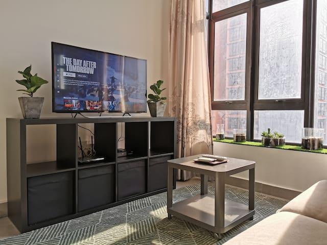 Kanvas SOHO / Wifi / Netflix