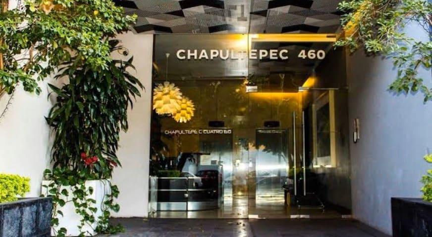 Habitación en Chapultepec. La mejor zona de Gdl