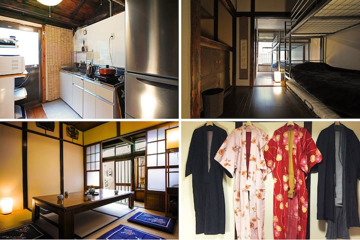 ☆Japanese-style guest house near Asakusa & Skytree
