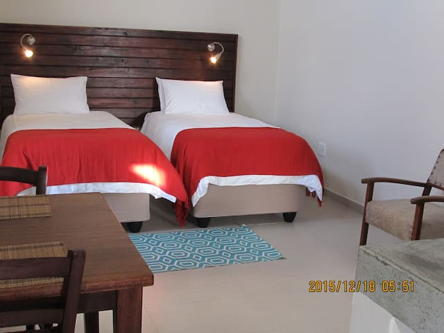 Swakop Bachelor apartment - Just for you! - Swakopmund - Daire