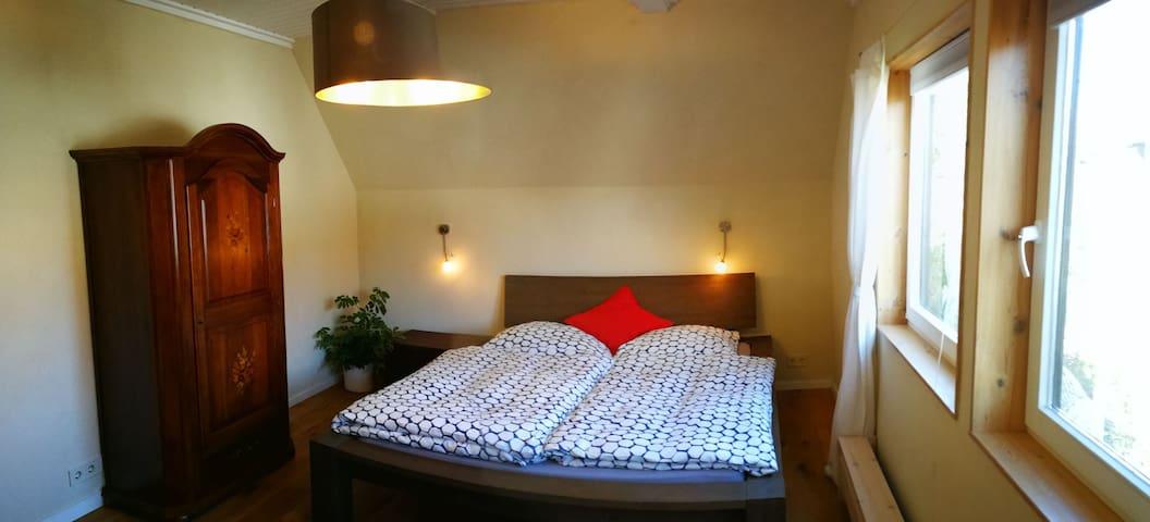 Sehr schönes und ruhiges Doppelzimmer