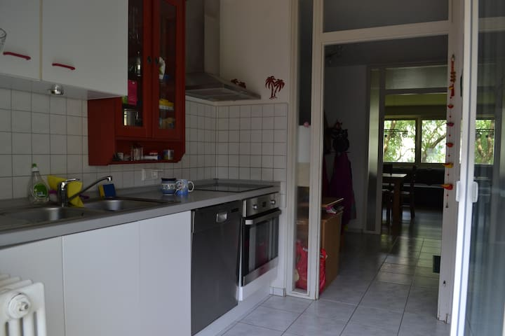 Nice flat in the Black Forest - Freiburg im Breisgau - Daire