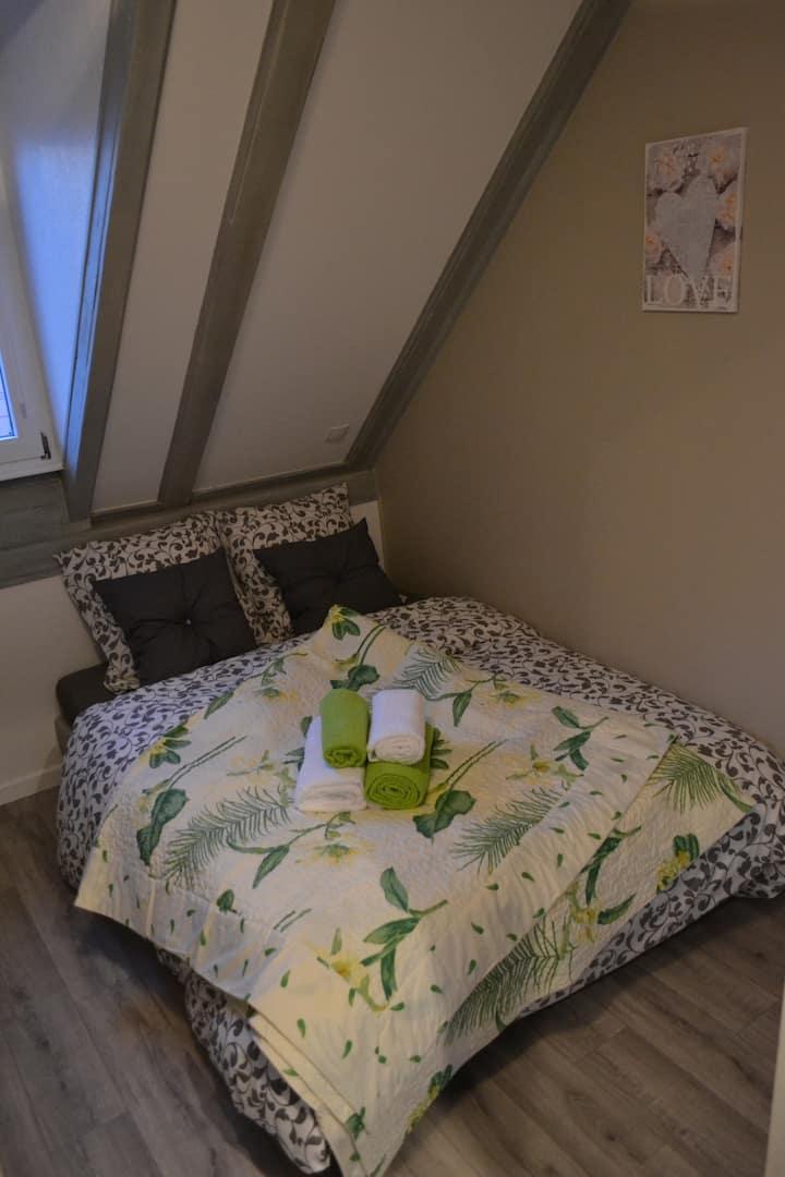 Room near the castle : Haut Koenigsbourg