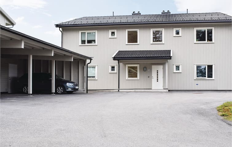 Holiday apartment with 2 bedrooms on 73m² in Søgne