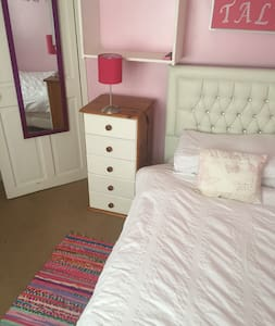 Cozy and girly single room - Southampton - Apartment