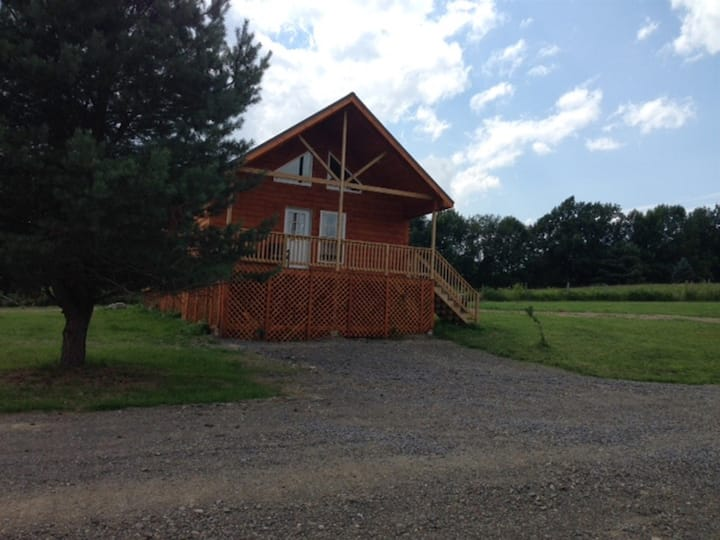 Cooperstown Double Play Cabins 2 - Close To Dreams Park & 5 Miles To Cooperstown