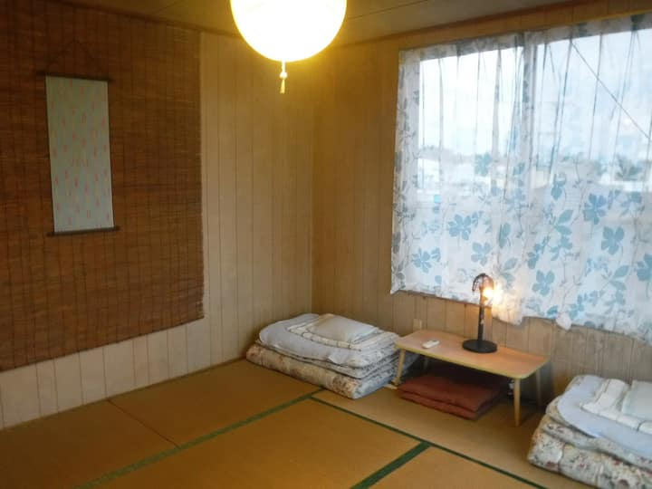 Confortable Japanese Style Private Room