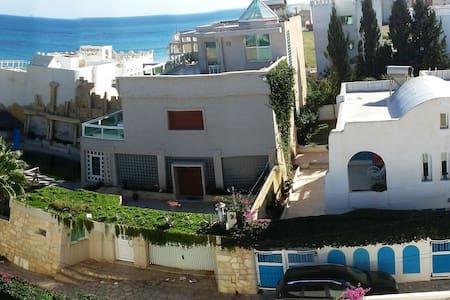 Villa Azaiiza, la mer & la sérénité - Sousse - Villa