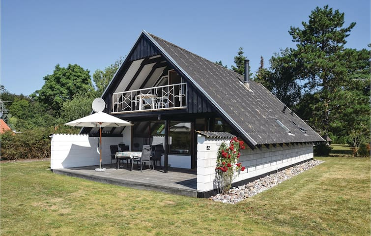Holiday cottage with 1 bedroom on 125m² in Rudkøbing