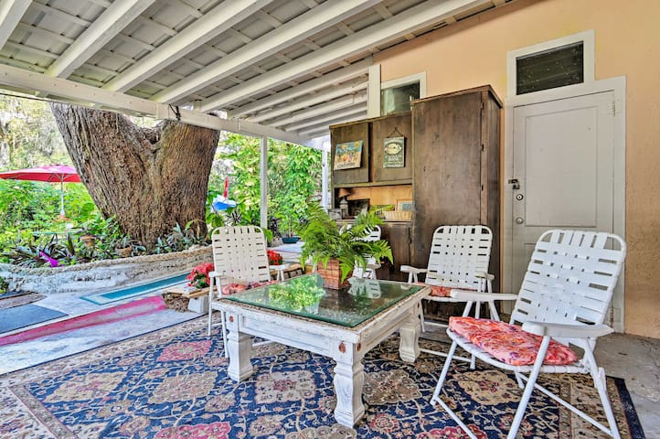 NEW! Historic Oasis, Walk to South Beach Street!