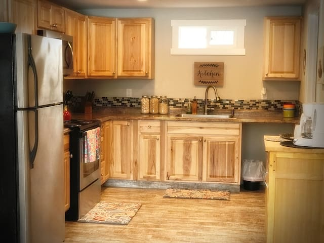 New remodeled Hickory kitchen