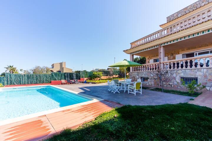 Holiday Villa ASTURITA, 6 people