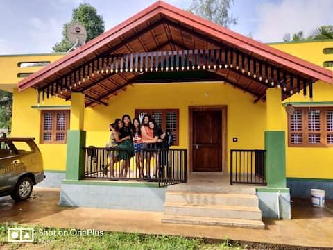 Surekoppa homestay - on Week days