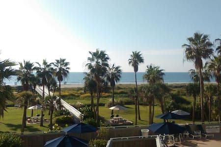 Undisturbed Condo Gulf view - Apartamento
