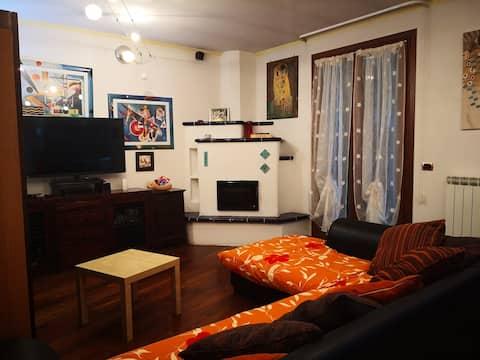 Appartamento delta del Po/Venezia / Ravenna