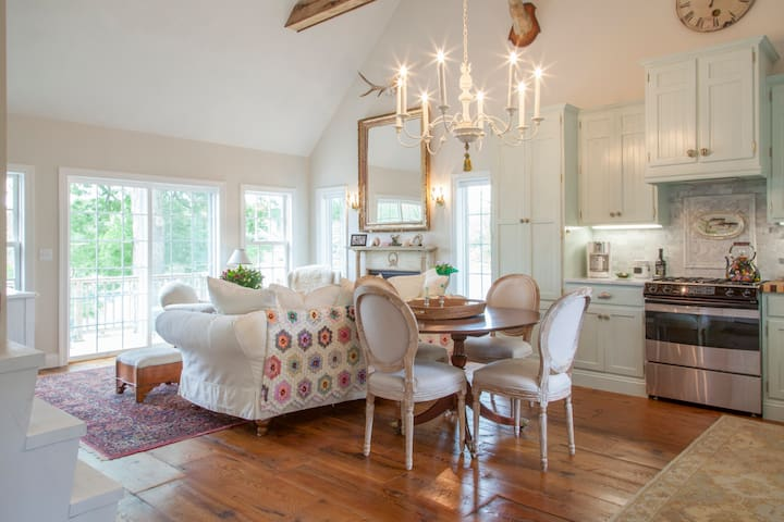 Shabby Chic Cottage Lake Como NY - Summerhill - Overig