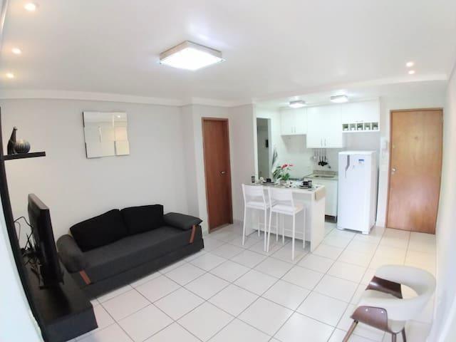 Apartamento acolhedor Brasília