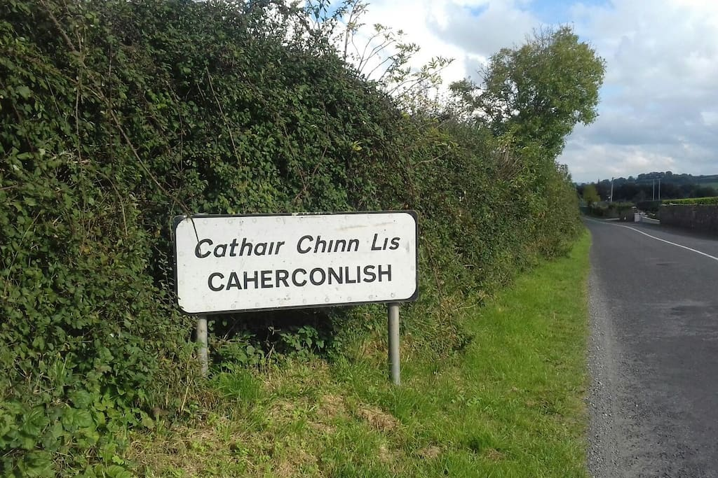 Welcome to Caherconlish