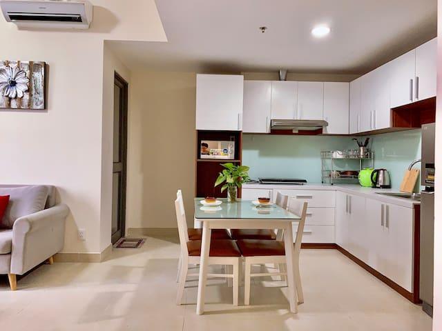 Sweety 1 bedroom apartment in Masteri Thao Dien