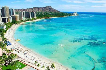 Heart of Waikiki Private Condo 5 Min Walk To Beach