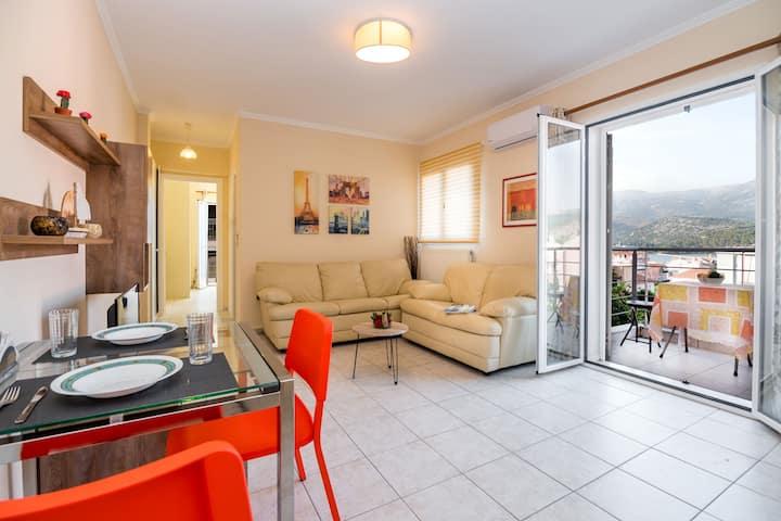 Argostoli Cozy & Spacious Modern apartment.