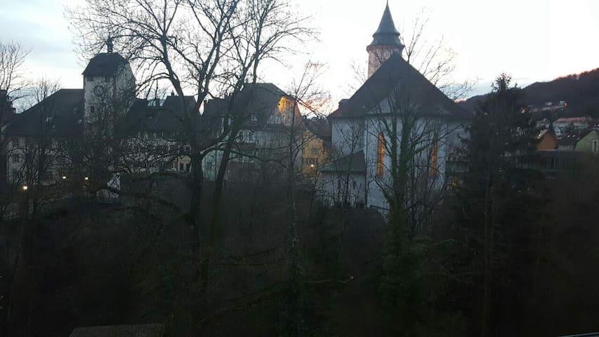 Traumhafte Ferienwohnung in Waldhut - Waldshut-Tiengen - Apartamento