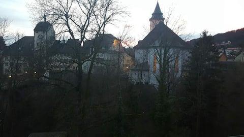Traumhafte Ferienwohnung in Waldhut