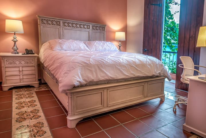 Dormitorio Suite en Casa Colonial Don Juan