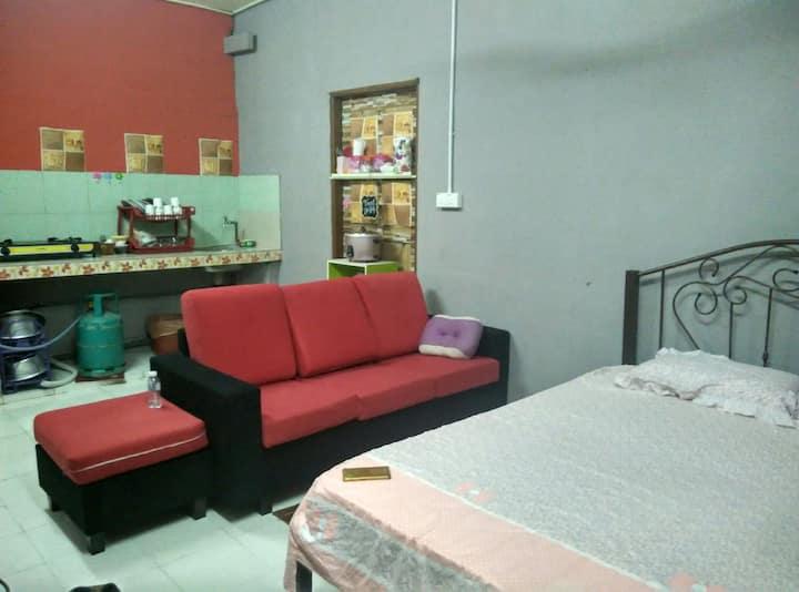 Bonda guesthouse II, paka