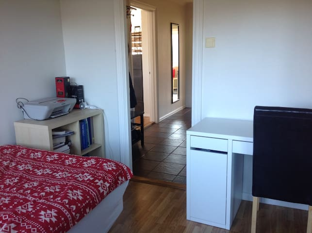 Single room in Kristiansand close to UiA